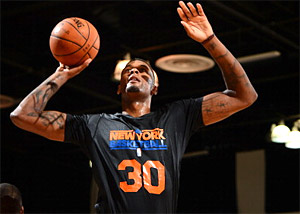 Jeremy Tyler officiellement aux Knicks