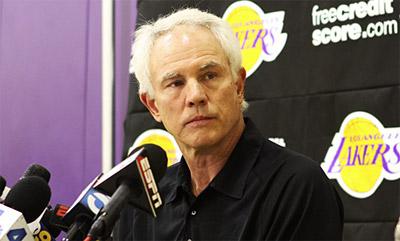 Mitch Kupchak pense avoir eu les meilleures années du Shaq aux Lakers
