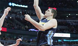 "Timofey Mozgov : ""J'adorerais jouer avec LeBron"""