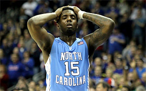 P.J. Hairston s'excuse pour son dérapage