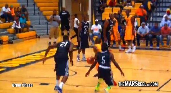 Vidéo : Acquille Carr et Josh Shelby s'amusent avec la Goodman League à Baltimore