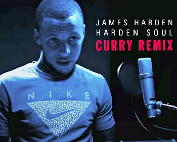 Stephen Curry répond à James Harden... en chanson