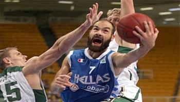 Euro : Fin de partie pour Alex Tyus, Vassilis Spanoulis incertain face à la Turquie
