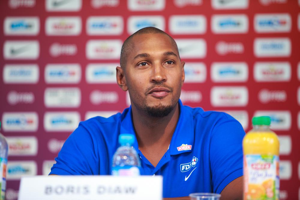Euro 2015 : Boris Diaw chargé de la présentation de la candidature française