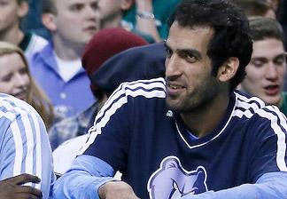 Les New York Knicks intéressés par Hamed Haddadi