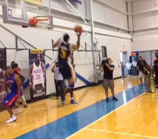 Vidéo : Les rookies NBA s'improvisent un show de dunks