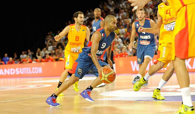 Eurobasket 2013 : La France et l'Espagne ont les faveurs des pronostics