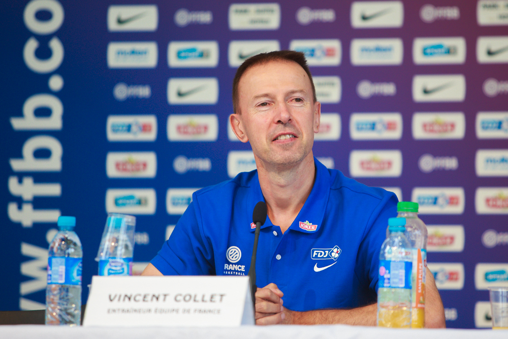 Vincent Collet : «Alexis Ajinça, pas au niveau escompté»