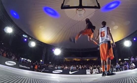 Les Highlights du FIBA 3x3 World Tour à Lausanne