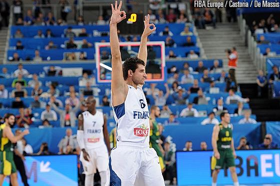 Top 5 : Mickael Gelabale au dunk, Antoine Diot en mode clutch
