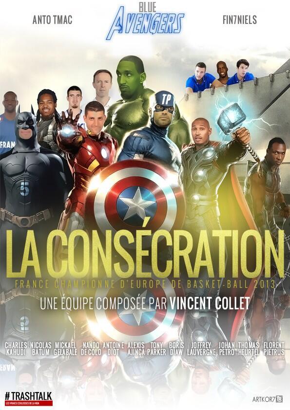 Mix : Les plus belles images de l'Equipe de France à l'Euro