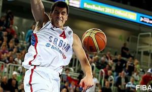 Eurobasket 2013 Top 5 Nemanja Nedovic