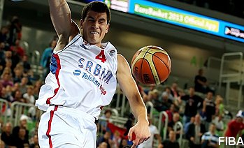 Nemanja Nedovic finalement forfait pour le Mondial