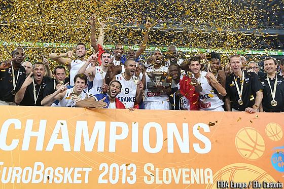 Vers une modification du format de l'Eurobasket ?