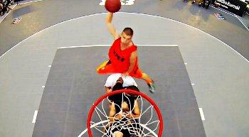 Les highlights du FIBA 3×3 World Tour de Prague