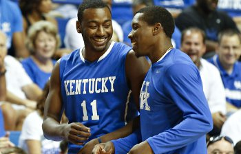 Highlights : John Wall et Brandon Knight font le show à Kentucky