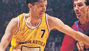 Mix : Toni Kukoc, la merveille croate