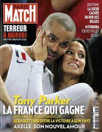 Tony Parker et les Bleus font un gros buzz dans les médias