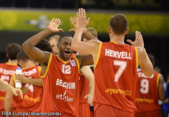 Euro : La Belgique bat la Lettonie, l'Ukraine qualifiée avant même de jouer