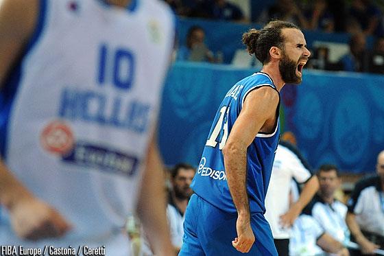 L'Italie perd con capitaine Luigi Datome