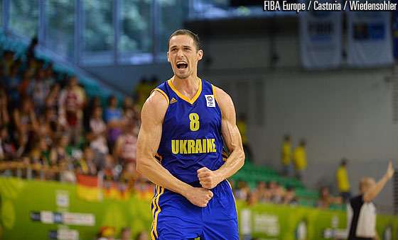 Jeter et l'Ukraine disposent des Dominicains (72-62)