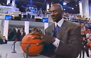 Vidéo : Michael Jordan à NPA en 1997 - Quand Canal+ savait recevoir les stars NBA