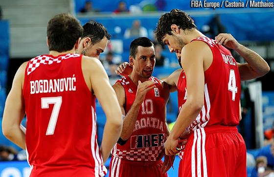 La Croatie bat Porto Rico... avec son coach