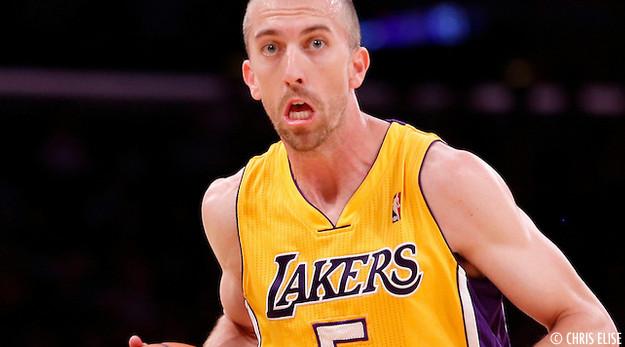 Steve Blake de retour aux Los Angeles Lakers ?