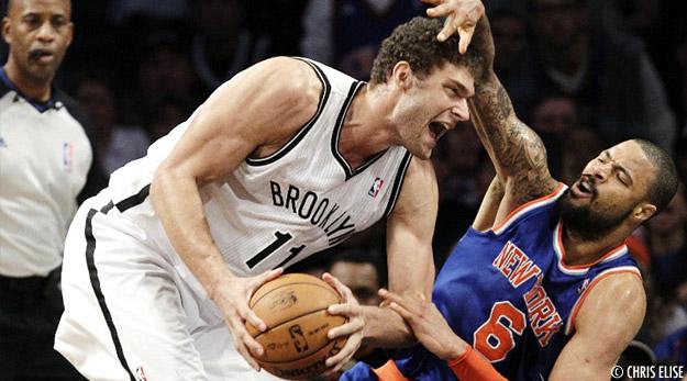 Brook Lopez et D-Will font le taf avec les Nets