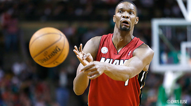 "Chris Bosh : ""Plus de temps à perdre"""