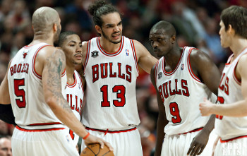 Les Chicago Bulls à la recherche d'un shooteur
