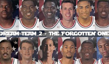 Vidéo : Dream Team 2, l'équipe oubliée