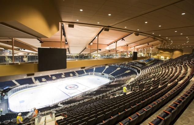 Photos : Le nouveau Madison Square Garden
