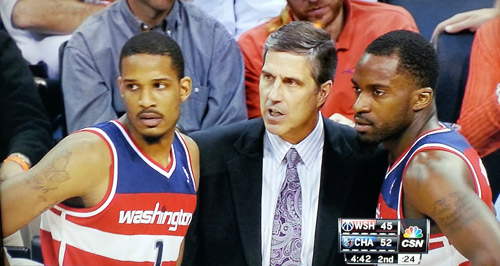 Washington : Ariza-Webster une concurrence positive pour les Wizards