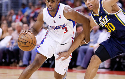 Vidéo : Le Top 10 de Chris Paul en 2013