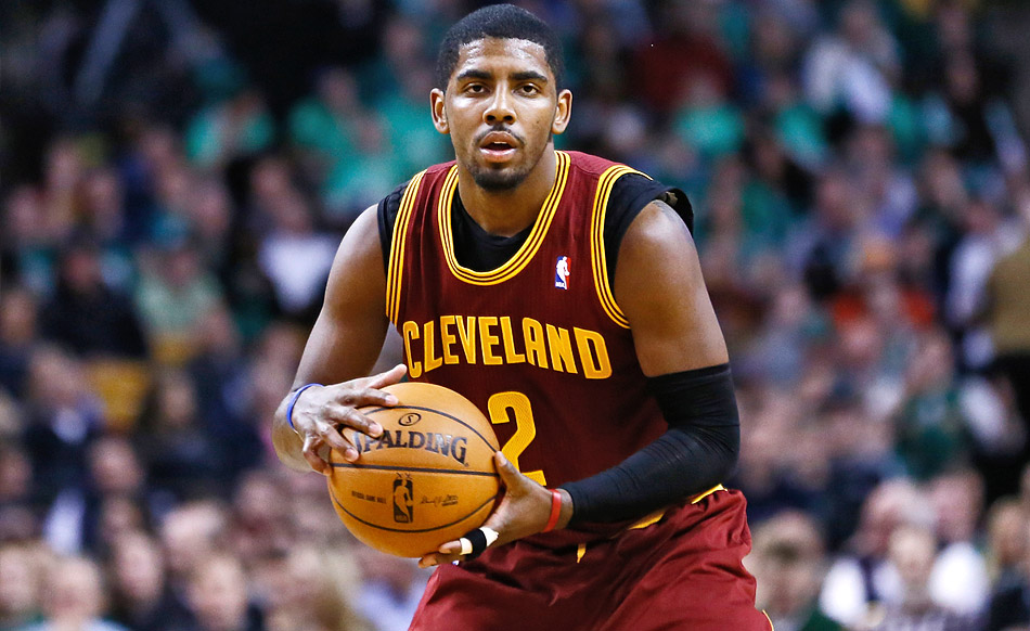 Mix : Happy Birthday Kyrie Irving ! (22 ans)