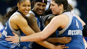 WNBA : Les Minnesota Lynx championnes, Maya Moore MVP des finales