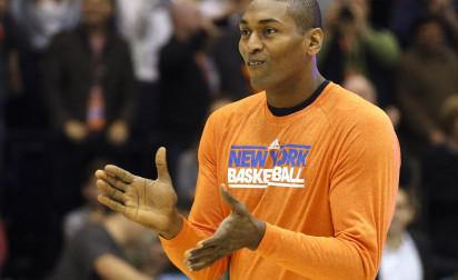 Metta World Peace et Beno Udrih officiellement coupés par les Knicks