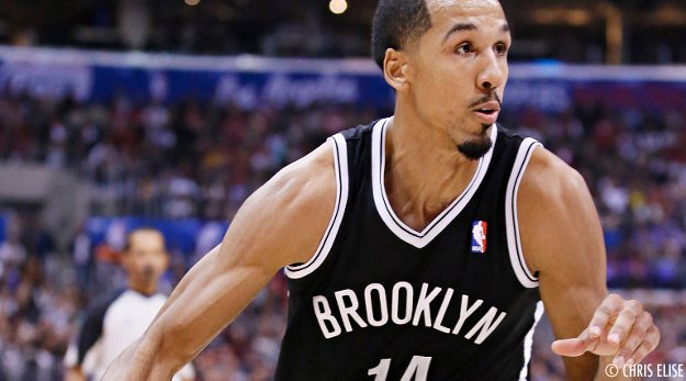 Les Nets veulent prolonger Shaun Livingston