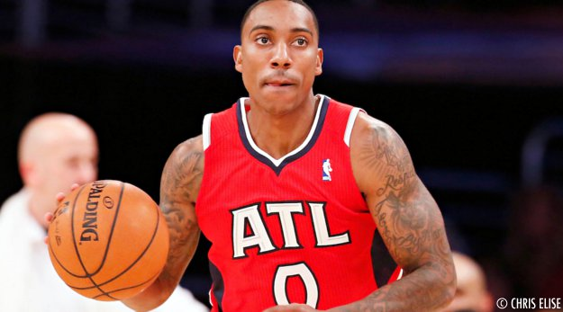 Anthony Davis discret, Jeff Teague décisif