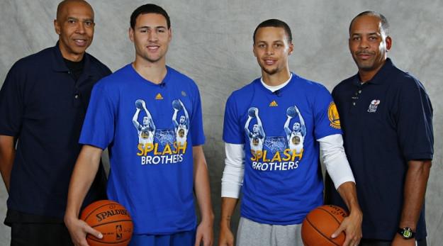 Highlights : Les Splash Brothers ont encore frappé