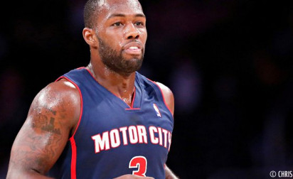 Rodney Stuckey : « J'ai encore une marge de progression »