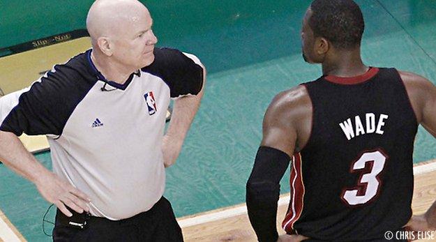 Le jeu en NBA va être encore moins fluide...