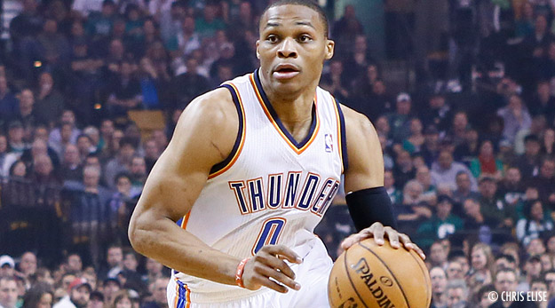 Perf : Russell Westbrook enchaîne un 7ème triple-double face à Houston !