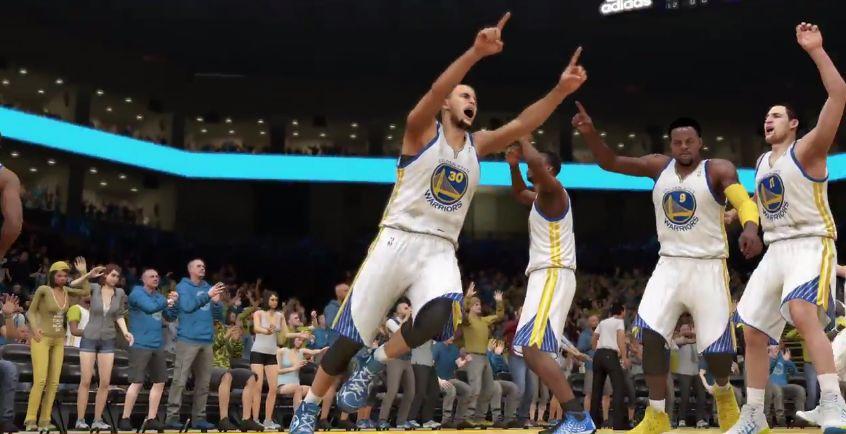 NBA 2K14 : nouveau trailer Next-Gen qui envoie du lourd