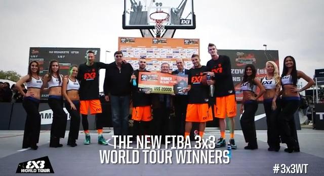 Highlights : Finale du FIBA 3x3 World Tour à Istanbul