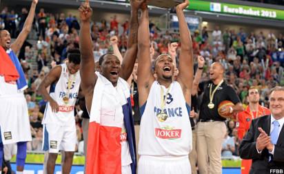 Eurobasket 2015 : La France choisie pour organiser les phases finales