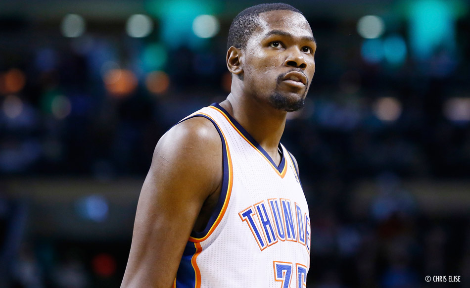 Durant (41 pts) assomme les Knicks