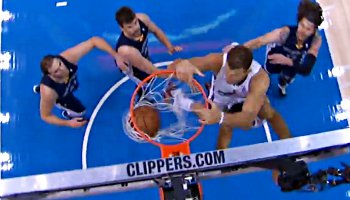 Top 10 : Griffin plane, Livingston écrase, Westbrook danse