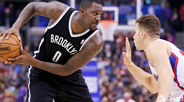 Andray Blatche resigne en Chine